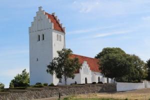 Rørby kirke, 2011