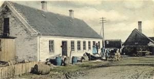 Rørby Brugsforening Ca. 1910