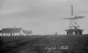 Fuglede Mølle og Møllegård